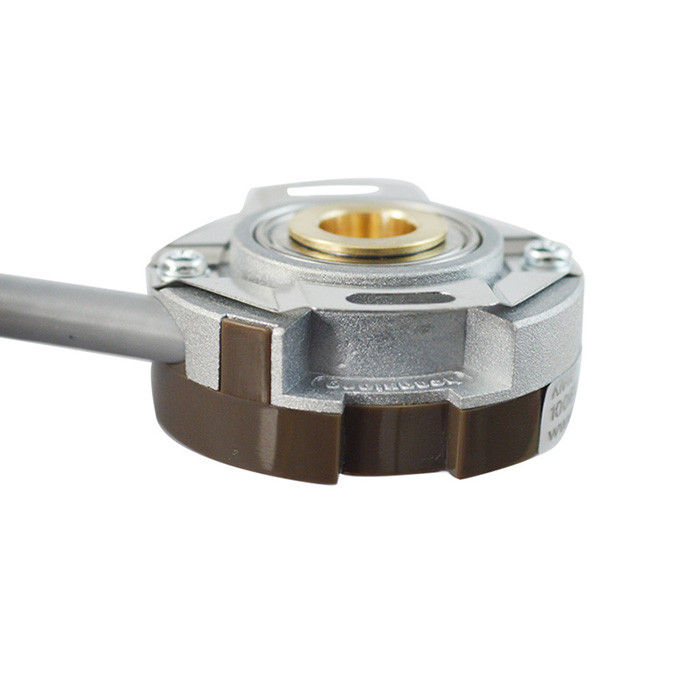 Industrial Servo Motor Rotary Encoder Taper Solid Shaft 10mm KN40 Quadrature With UVW Signal